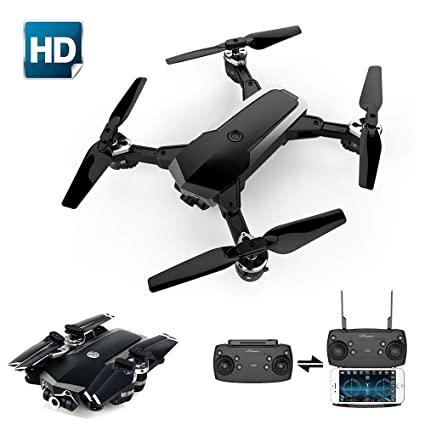 LJXWXN Drone con Cámara 720P HD, Quadcopter WiFi,Avión ...