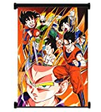 Dragon Ball Z Gohan Anime Fabric Wall Scroll Poster (32