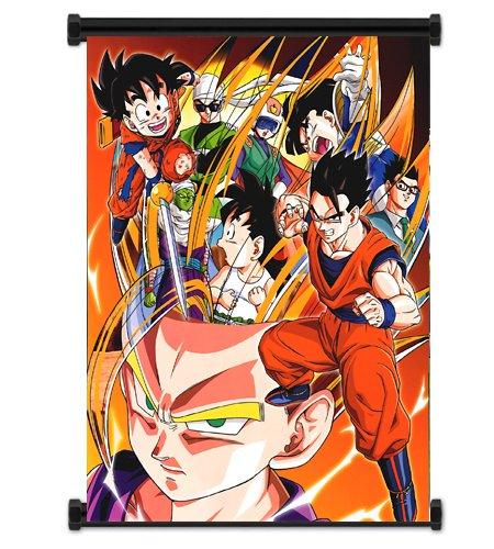 Poster Dragon Ball Z Gohan Anime Fabric Buy Online In Canada At Desertcart