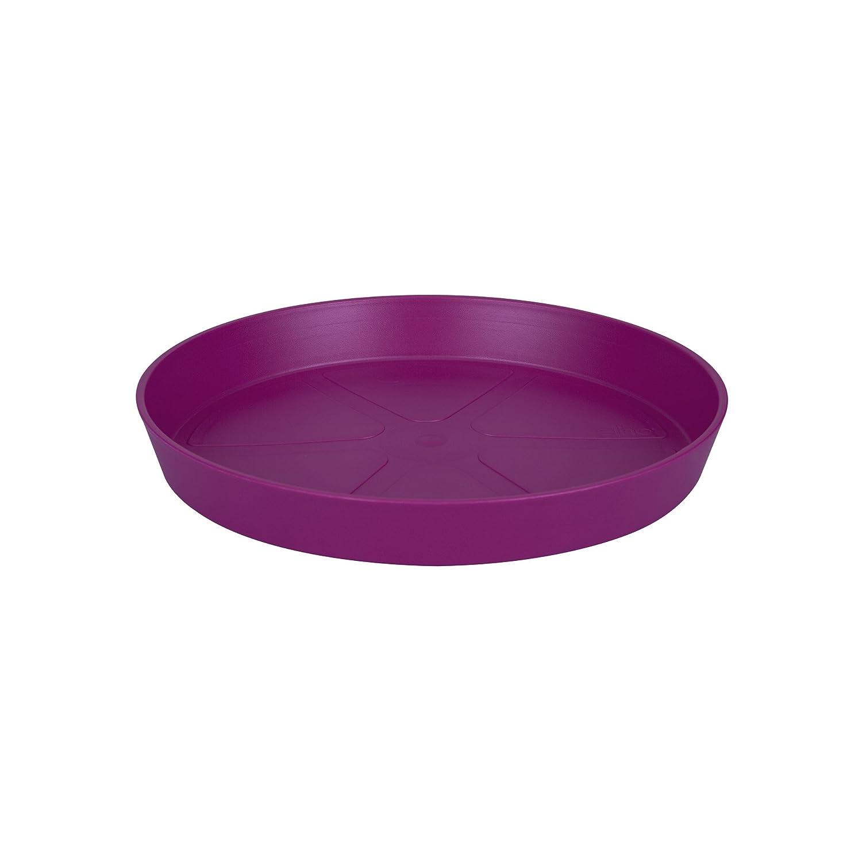 Elho loft urban saucer round 17 saucer - cherry 9202432523500