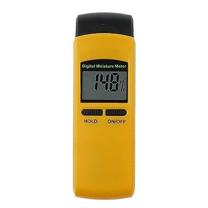 Neoteck - Higrómetro medidor de humedad digital de 4pines, detector de