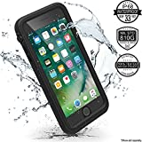 Catalyst iPhone 7 Plus case – Waterproof, Drop Protection for Apple iPhone 7 Plus (Stealth Black) with High Touch Sensitivity ID
