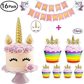Amazon.com: DaisyFormals - Decoración para tarta de ...