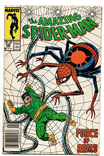 Amazing Spider-Man #296 (Marvel, 1988) FN