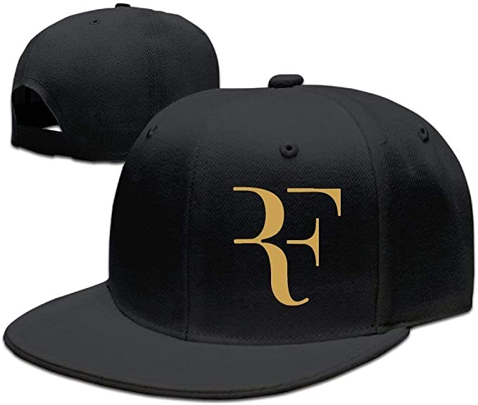 Pimkly Gorra para Hombre,Gorras Beisbol Roger Federer Logo Unisex ...