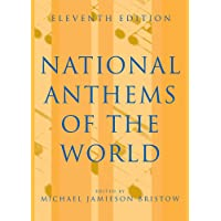 National Anthems of the World, Eleventh Edition