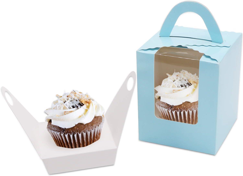 50pcs Single Cupcake Boxes