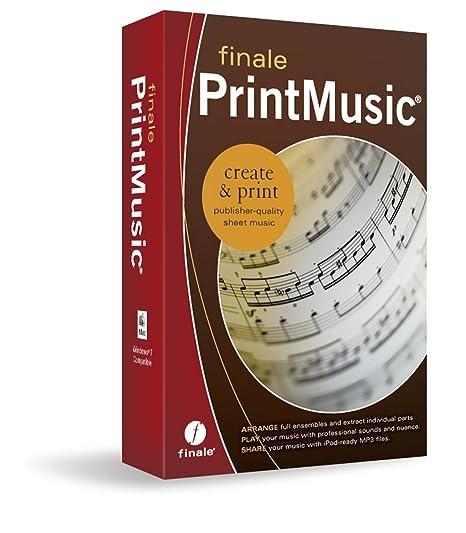 Workbook customizable handwriting worksheets : Amazon.com: Finale PrintMusic 2011