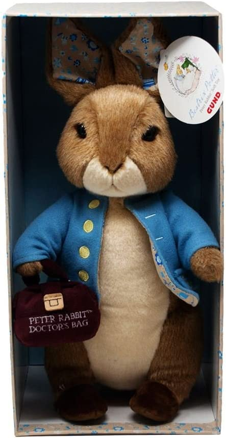 A28967 Gund Beatrix Potter Peter Rabbit 2018 Limited Edition
