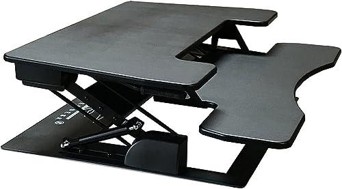 Fancierstudio Riser Desk Standing Desk