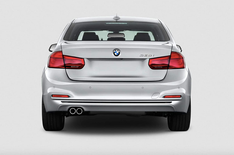 Rear 3D Sticker Emblem Badge for BMW 316i 318i 320i 323i 325i 328i 330i 335i SUKRAGRAHA Replacement Model No 328i