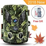 Best Game Cameras - 【Upgraded】Trail Camera, Coolife HD 1080P 16MP 44 Infrared Review