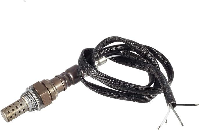KWIKSEN Sonda Lambda Sensore di Ossigeno sostituzione per Bosch 0258986602 per Auto 4 Fili 630mm