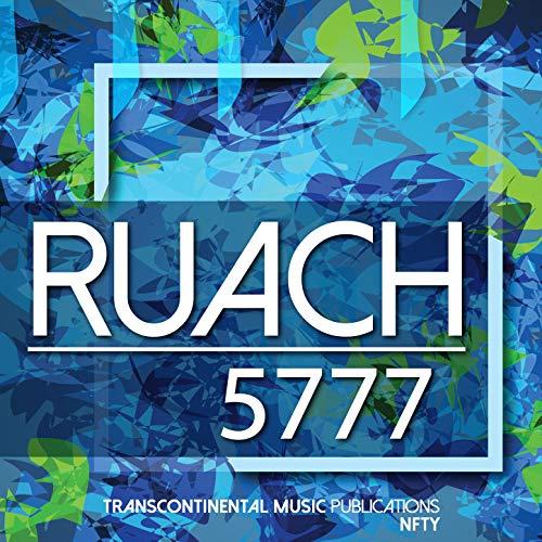 Ruach 5777: New Jewish Tunes