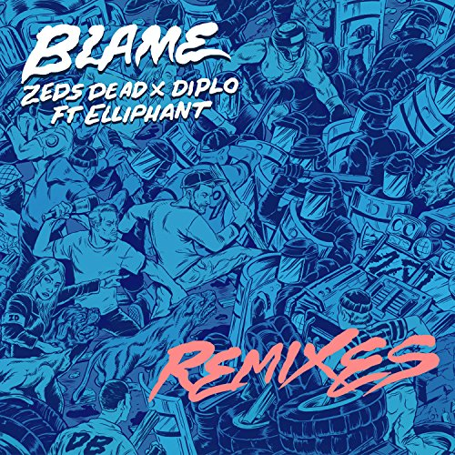 Blame (Gorgon City Remix) [fea...