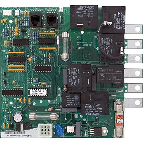 (Balboa 10-175-1230 Circuit Board, Analog Duplex, 51230)
