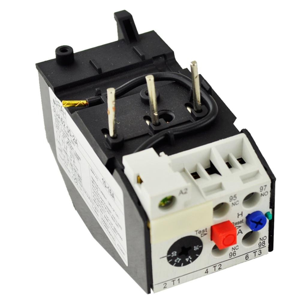FURNAS ELECTRIC CO 3UA5200-1G 3UA52001G, Overload Relay, Solid State, 4-6.3AMP, ON/Off Indicator