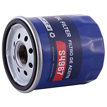 Amazon.com: STP s4967 Filtro de aceite: Automotive