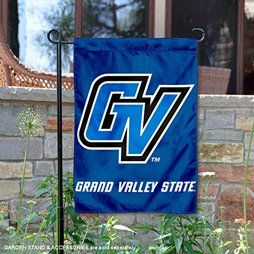 University State Valley Grand - Grand Valley State Garden Flag and Yard Banner