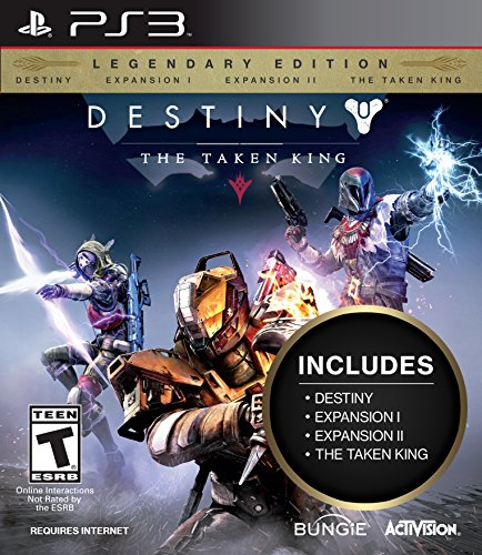 Destiny: The Taken King - Legendary Edition - PlayStation - Destiny Usa Location