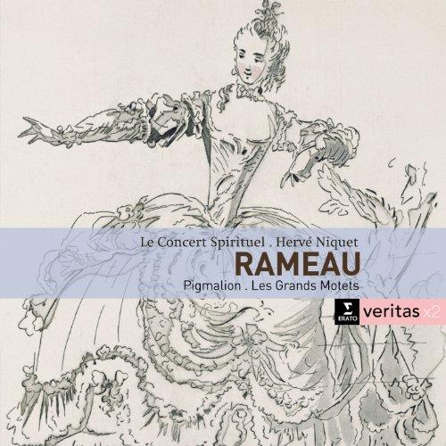 Price comparison product image Rameau: Pigmalion; Les Grands Motets