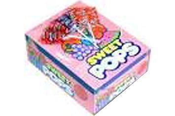 Amazon.com: Charms dulce Cop – 48 Lollipops/caja: Health ...