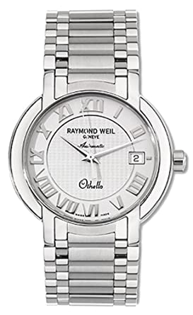 Raymond Weil 2351-ST-00658 Mens Othello Automatic Watch