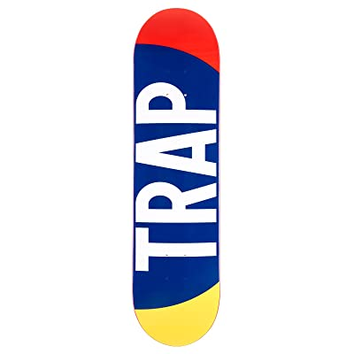 'Trap PP Big Logo 17 8 Deck