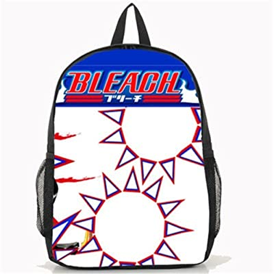 YOYOSHome Anime Bleach Cosplay Kurosaki Ichigo BookBag Daypack Backpack School Bag