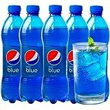 百事Pepsi 10瓶 蓝色可乐450ml/瓶 印尼原装进口可乐 碳酸饮料