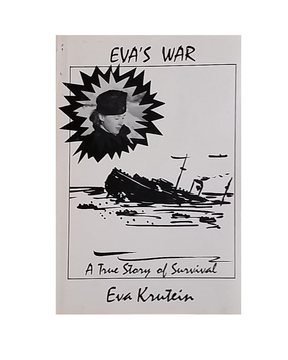 Eva's War: A True Story of Survival, Krutein, Eva
