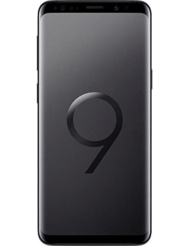 Samsung Galaxy S9 Dual SIM 64GB UK Sim-Free Smartphone Unlocked - Midnight Black