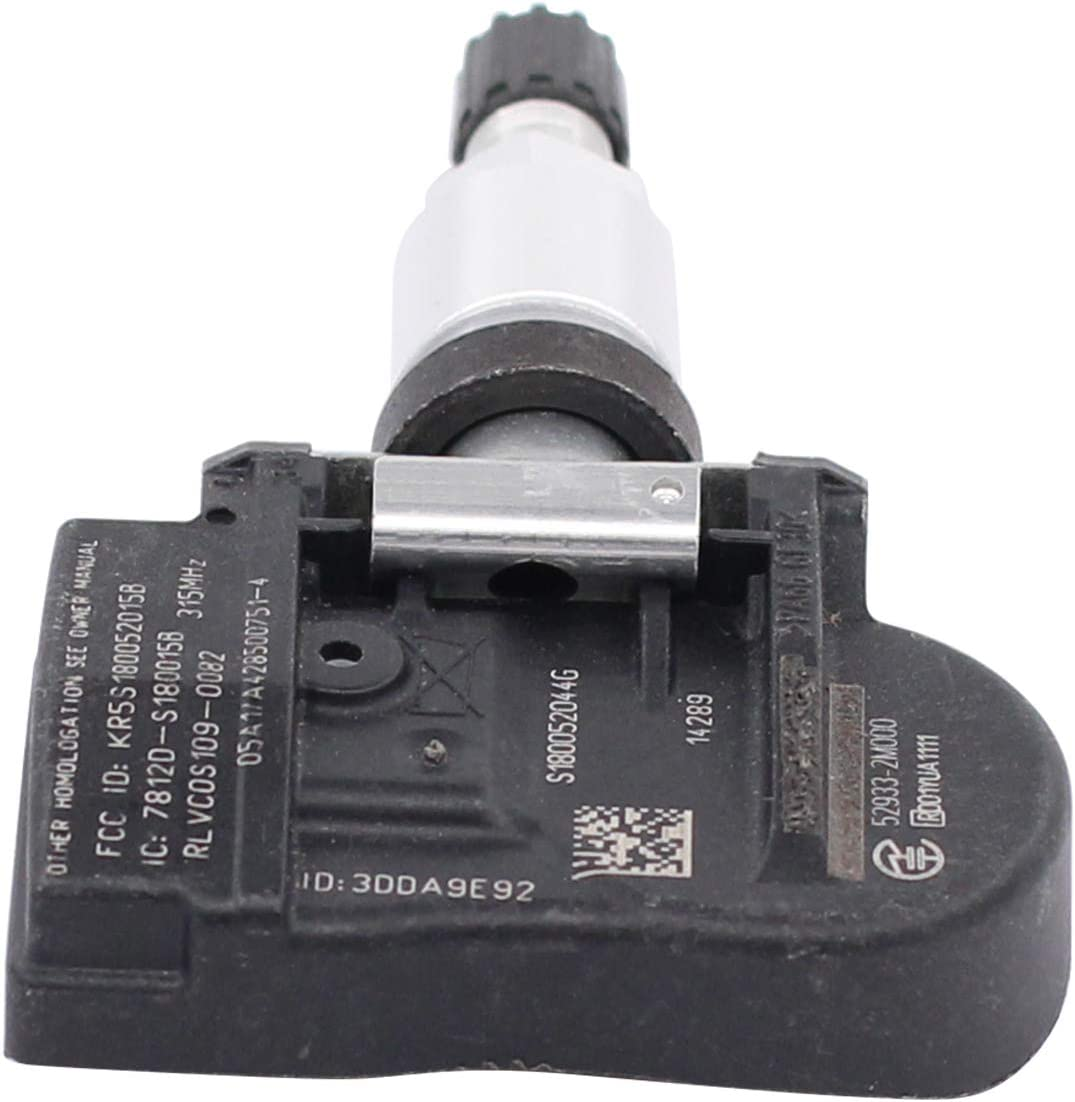 Accessories & Parts NewYall Pack of 4 TPMS Tire Pressure Sensor ...