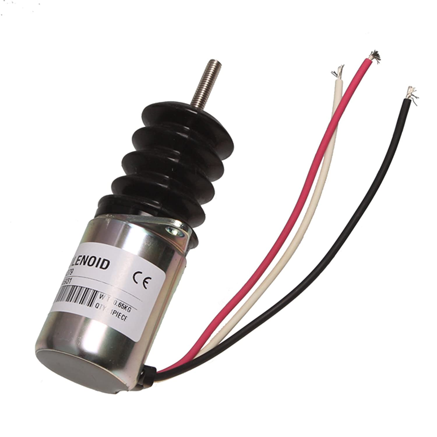 Friday Part AM103337 Fuel Shut off solenoid for John Deere 332 430 Lawn & garden Tractors