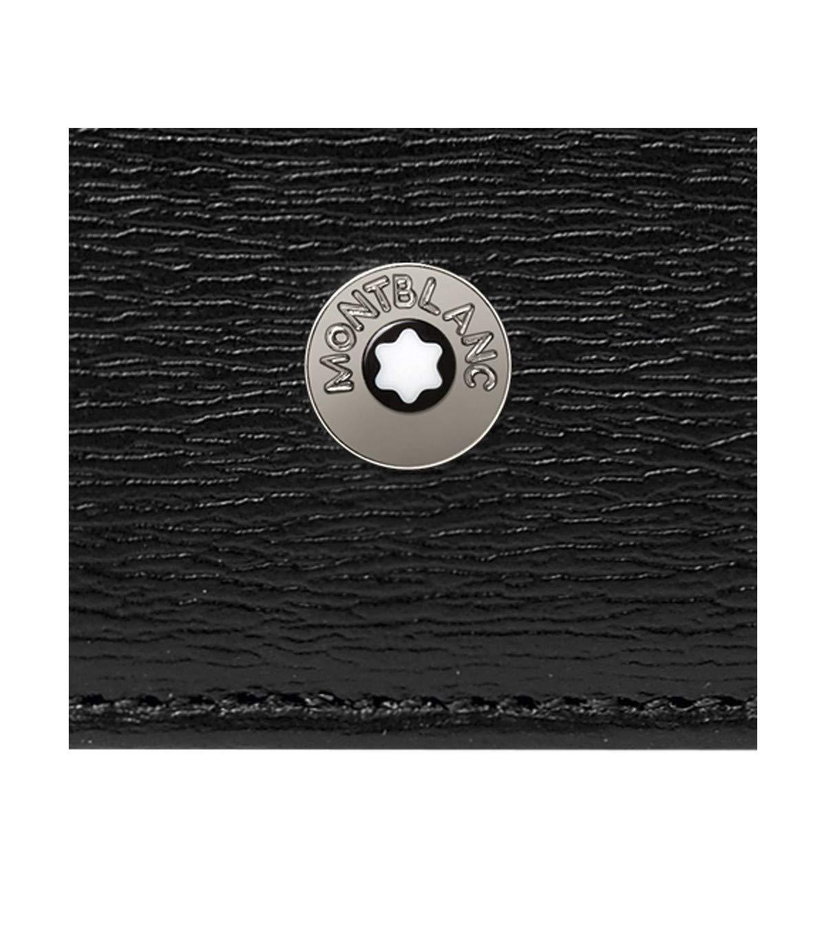 Montblanc 4821 Westside Llavero, 32 cm, Negro (Schwarz ...