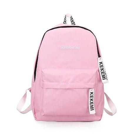 bolsos de playa de mujer Sannysis mochilas escolares juveniles bolsos de mano mujer fiesta con Letra