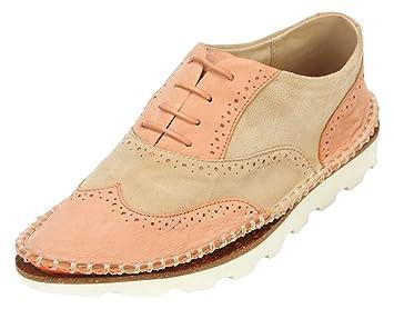 b13a0908d942 Image Unavailable.  Clarks  Clarks sneakers Damara Rose 26117378 Peach ...