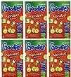 (6 PACK) - Organix - Org Alphabet Biscuits | 125g | 6 PACK BUNDLE