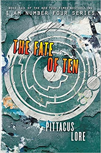 Image result for The Fate of Ten by Pittacus Lore