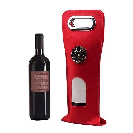 Vino bolsas, hunpta vino bolsas de vino cajas de regalo rojo ...