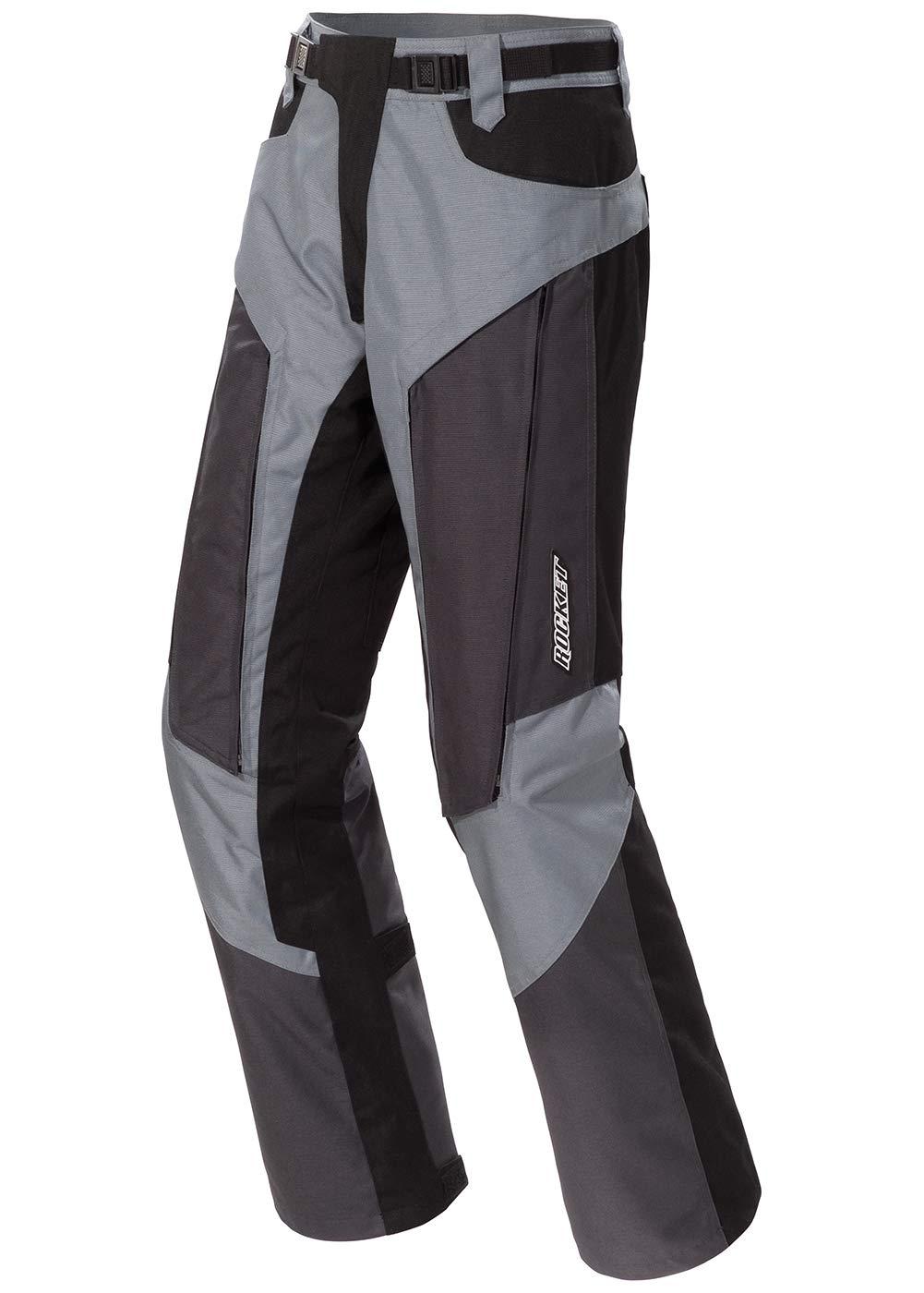 Joe Rocket Atomic Men's Textile Pants (Black, Large) 8054-1004