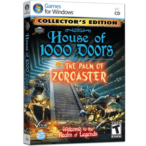 House of 1,000 Doors: Palm of Zoroaster (Collector's - Horror Games Pc