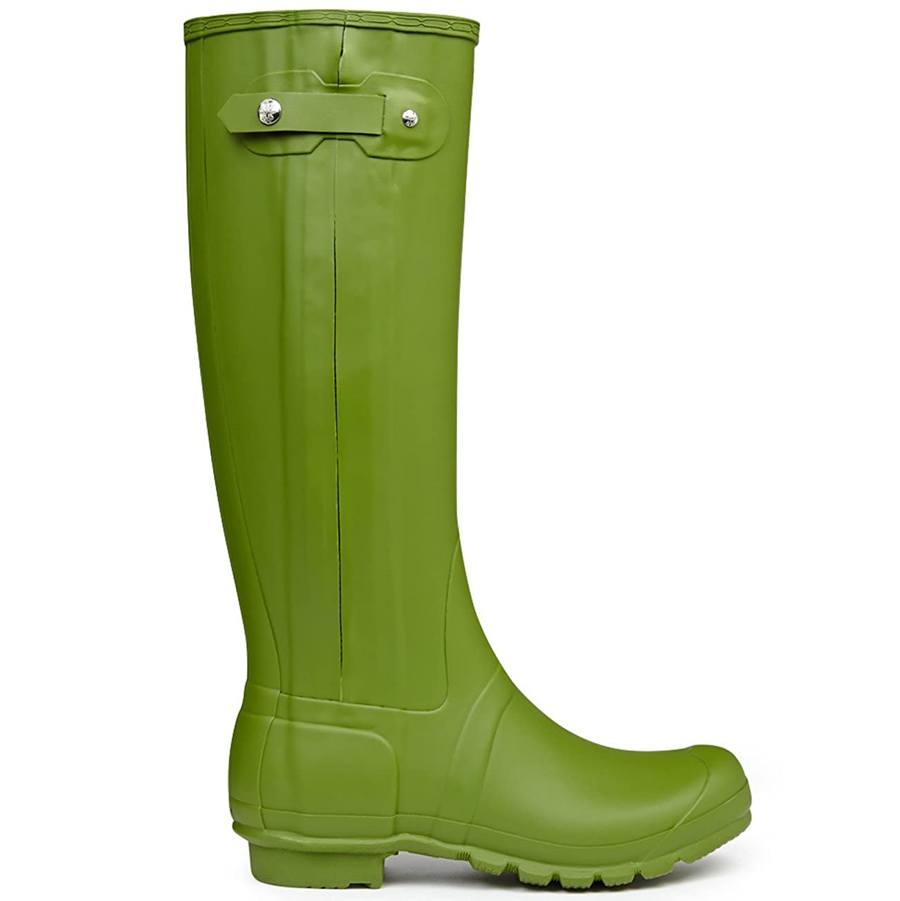 new product 622b3 18e16 hunter Womens Original Slim Zip Winter Festival Rain ...