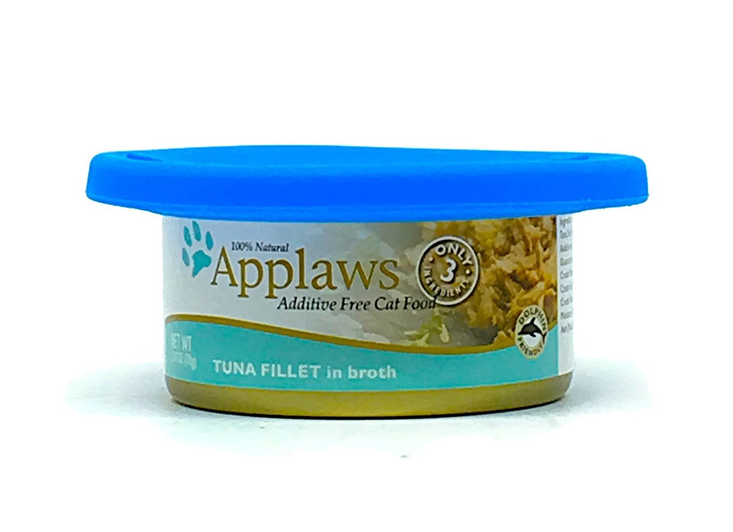Amazon.com : Applaws Additive Free Canned Cat Food 3 Flavor Variety Bundle (12 Cans Total, 2.47 Ounces Each) Plus 1 Pet Buddies Silicone Cat/Dog Cover -- 13 ...