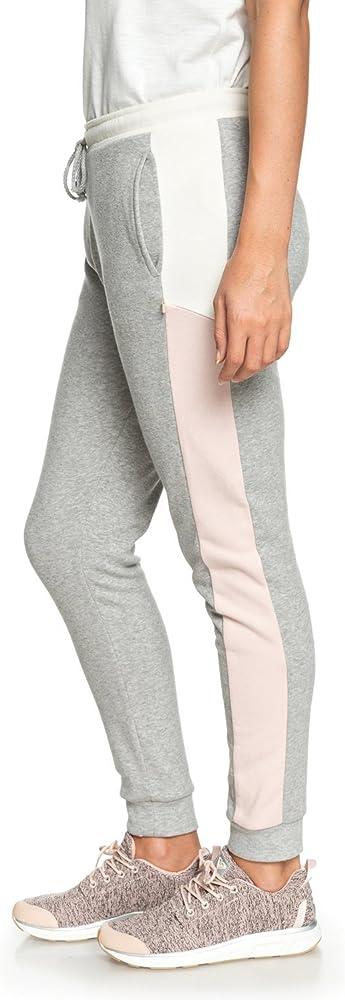Roxy - Pantalón de chándal - Mujer - XS - Gris: Amazon.es: Ropa y ...