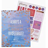 Erin Condren Designer Sticker Book - Monthly Sticker Book Edition 3. Decorative, Functional, and Cute Stickers for Customizing Planners, Notebooks, and More