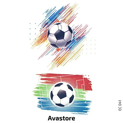 Avastore - Tatuaje temporal, diseño de la Copa del Mundo de Foto ...