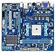 GIGABYTE GA-A75M-D2H FM1 AMD A75 (Hudson D3) HDMI SATA 6Gb/s USB 3.0 Micro ATX AMD Motherboard