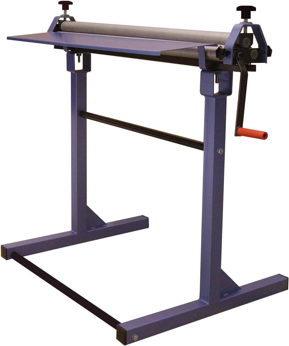 Curvadora de 1000 con perfil-bastidor de acero tipo 24