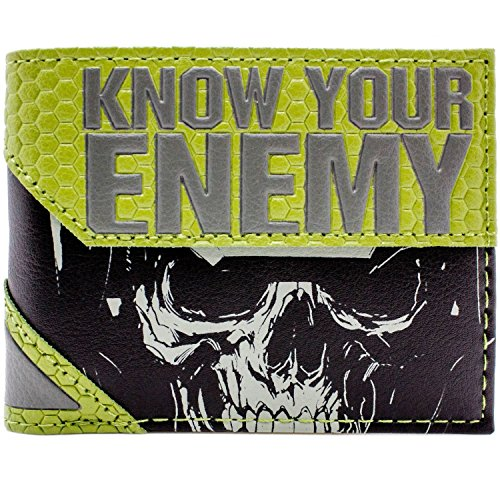 Activition of Call Infinite Fold Grey Duty Bi Warfare Card Wallet ID qwqSdxar
